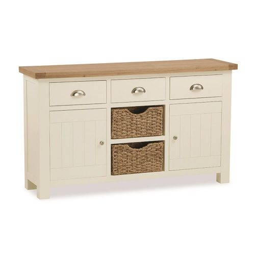 Windsor LARGE SIDEBOARD WITH BASKETS